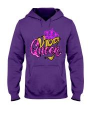 Vlog queen  Hooded Sweatshirt thumbnail