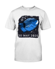 Space x Premium Fit Mens Tee front
