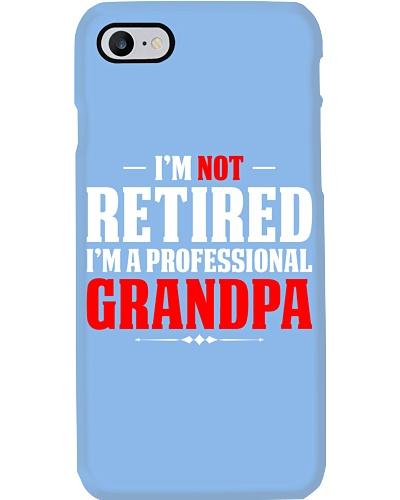 Retired Grandpa Gift Grandfather Retirement Presen