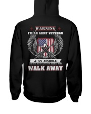 ARMY VETERAN Hooded Sweatshirt tile