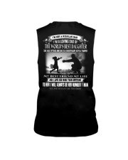 X-I'M A LOVING DAD OF THE WORLD'S BEST DAUGHTER Sleeveless Tee thumbnail