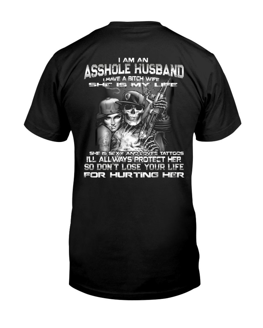 SHE IS MY LIFE Classic T-Shirt