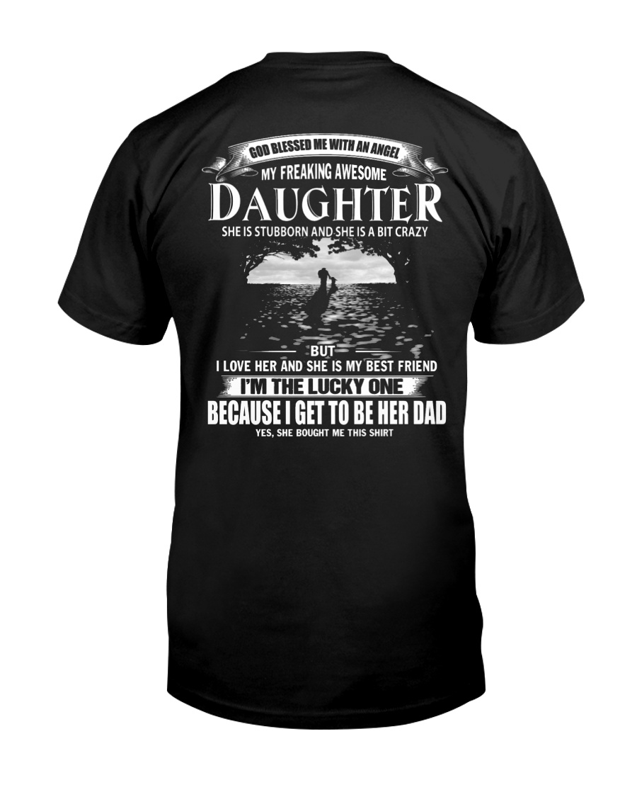 DAUGHTER AND DAD Classic T-Shirt