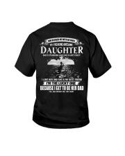DAUGHTER AND DAD Youth T-Shirt thumbnail