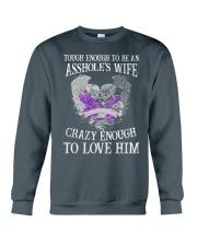 TO LOVE HIM Crewneck Sweatshirt thumbnail