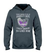 TO LOVE HIM Hooded Sweatshirt tile