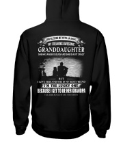 LOVE MY GRANDDAUGHTER  Hooded Sweatshirt thumbnail
