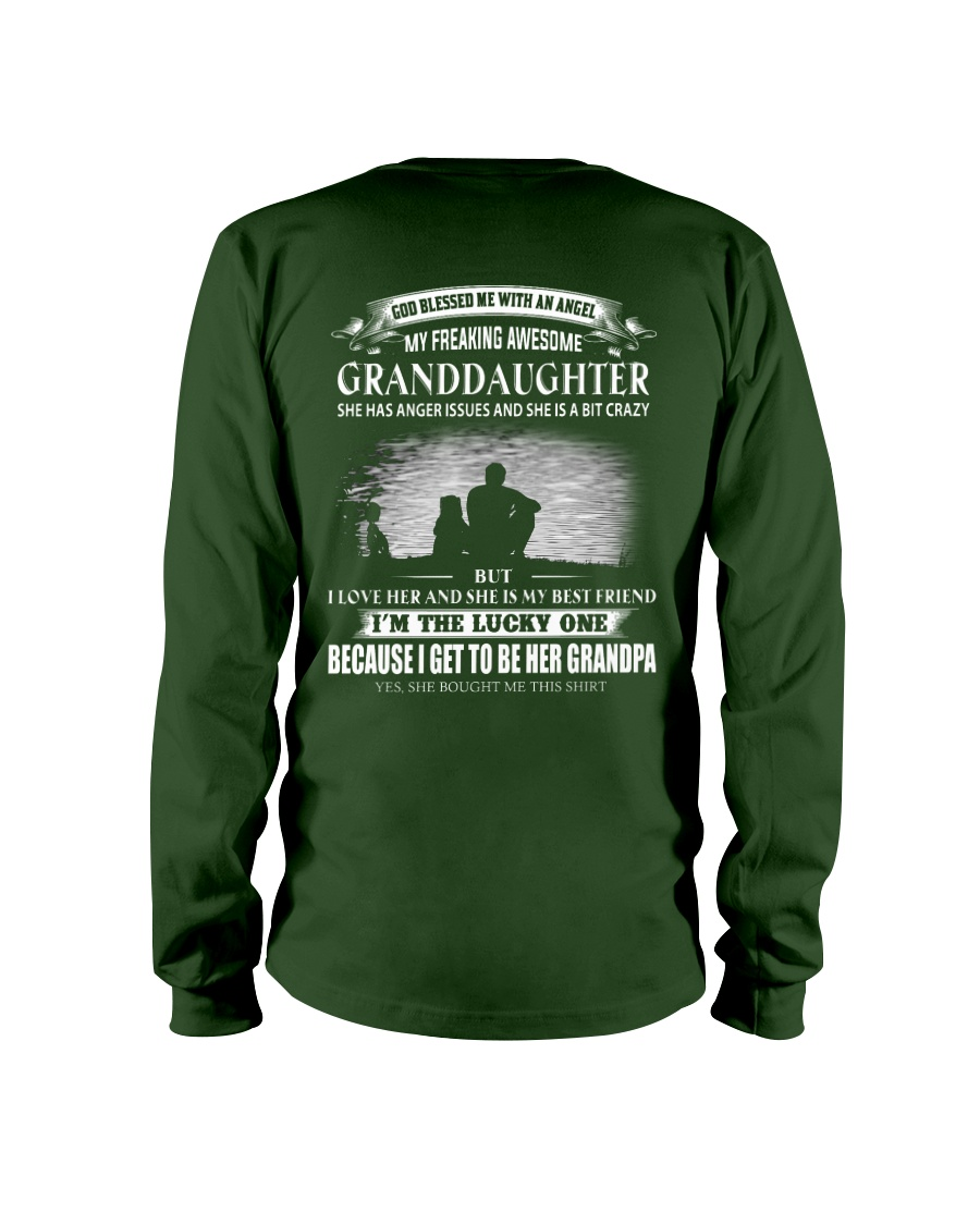 LOVE MY GRANDDAUGHTER  Long Sleeve Tee