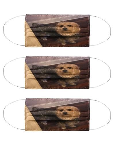 Face Veil Kellie's Lovely Pup