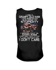 I AM A GRUMPY OLD MAN TTT5 Unisex Tank tile