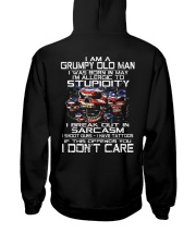 I AM A GRUMPY OLD MAN TTT5 Hooded Sweatshirt thumbnail