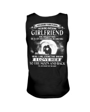 LOVE GIRLFRIEND TO THE MOON AND BACK - TATTOOS Unisex Tank thumbnail