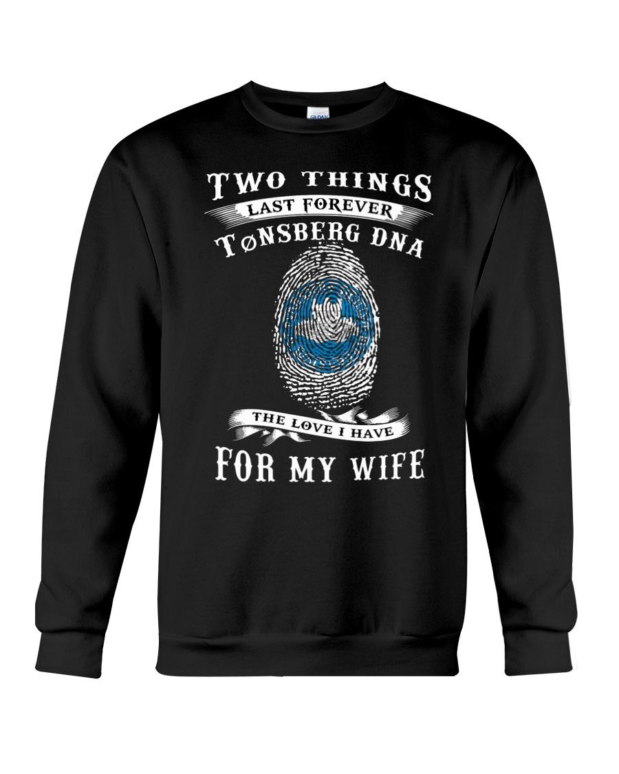 TONSBERG IT'S IN MY DNA Crewneck Sweatshirt