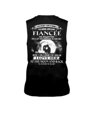 LOVE FIANCEE TO THE MOON AND BACK - TATTOOS Sleeveless Tee thumbnail