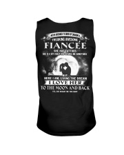 LOVE FIANCEE TO THE MOON AND BACK - TATTOOS Unisex Tank thumbnail