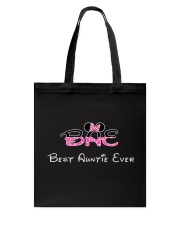 Best Auntie Ever Tote Bag thumbnail