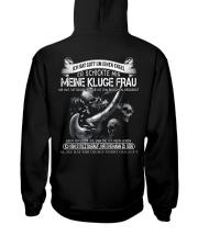 KLUGE FRAU - LIMITED EDITION Hooded Sweatshirt thumbnail