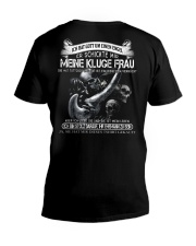 KLUGE FRAU - LIMITED EDITION V-Neck T-Shirt thumbnail