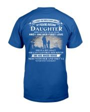 I LOVE MY DAD  Classic T-Shirt back