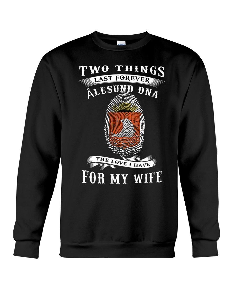 ALESUND IT'S IN MY DNA Crewneck Sweatshirt