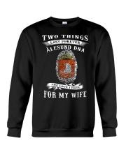 ALESUND IT'S IN MY DNA Crewneck Sweatshirt front