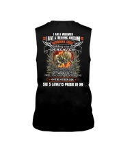 I AM A WIDOWER Sleeveless Tee thumbnail