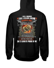 I AM A WIDOWER Hooded Sweatshirt thumbnail