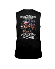 I AM AN ASSHOLE HUSBAND Sleeveless Tee thumbnail