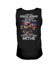 I AM AN ASSHOLE HUSBAND Unisex Tank thumbnail