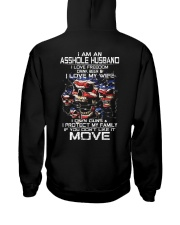 I AM AN ASSHOLE HUSBAND Hooded Sweatshirt thumbnail