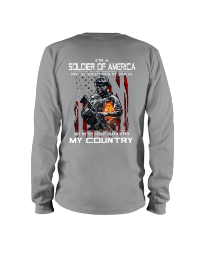 I'm A Soldier Of AMERICA - I Love My Country
