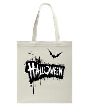 happy halloween Tote Bag front
