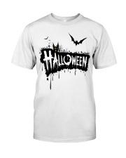 happy halloween Premium Fit Mens Tee thumbnail