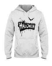 happy halloween Hooded Sweatshirt thumbnail