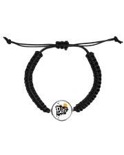 happy halloween Cord Circle Bracelet thumbnail