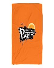 happy halloween Beach Towel thumbnail