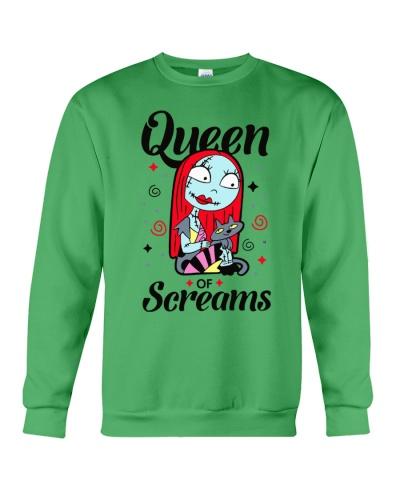 Sally - Queen of screams