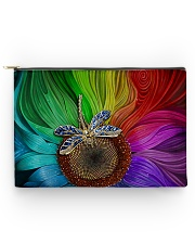 Sunflower - Dragonfly Accessory Pouch - Large thumbnail