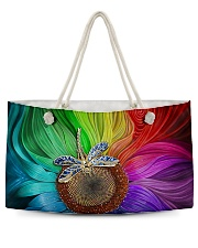 Sunflower - Dragonfly Weekender Tote thumbnail