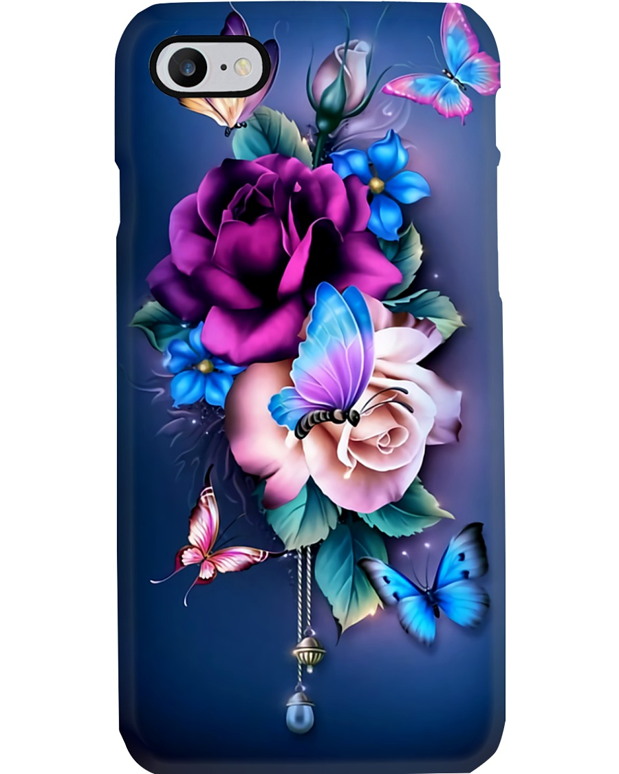 Butterfly Love Phone Case