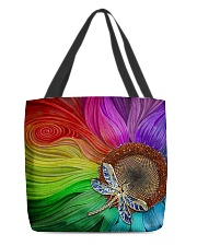 Sunflower - Dragonfly All-over Tote thumbnail