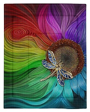 Sunflower - Dragonfly Comforter - Twin thumbnail