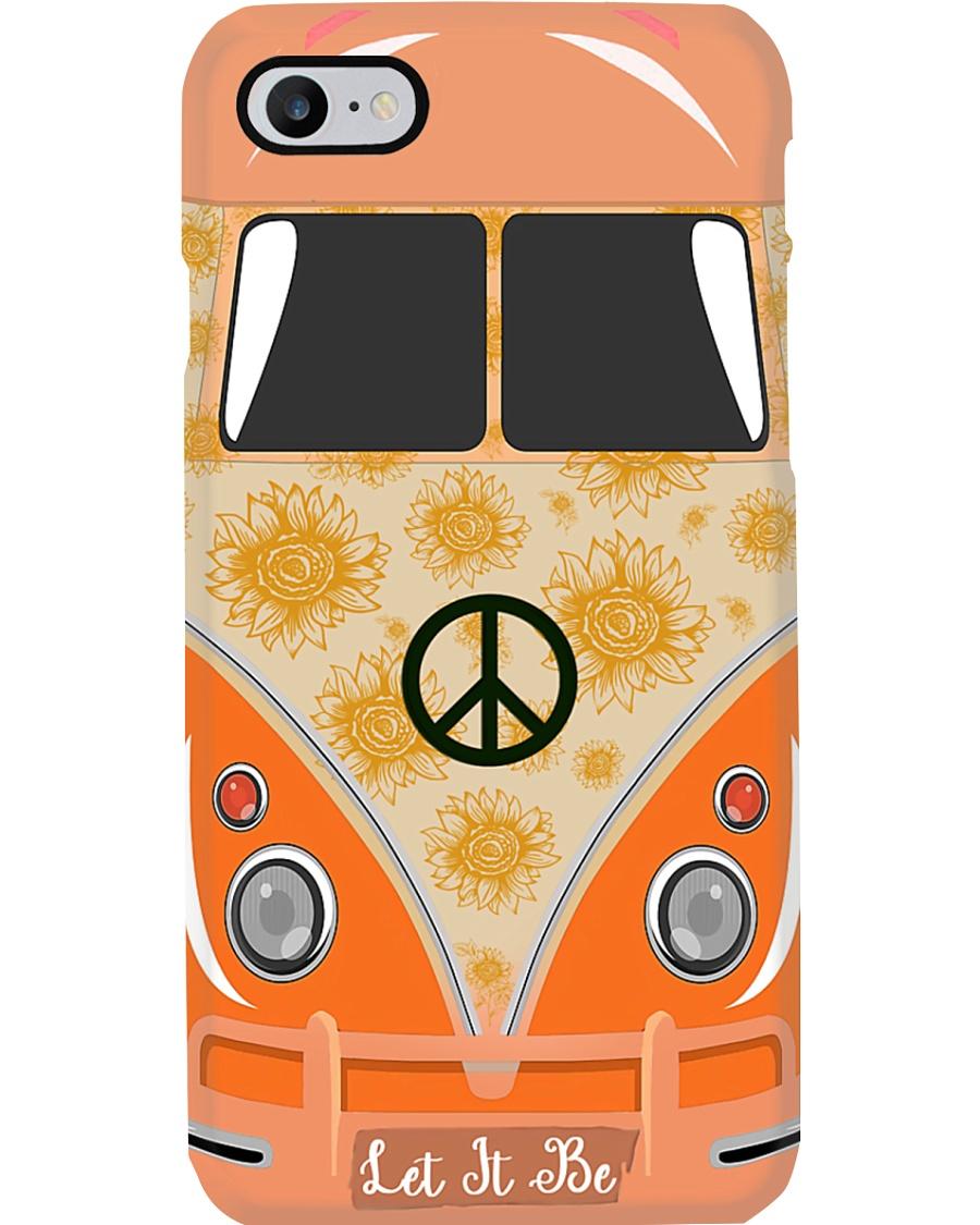 Hippie - Let It Be Phone Case