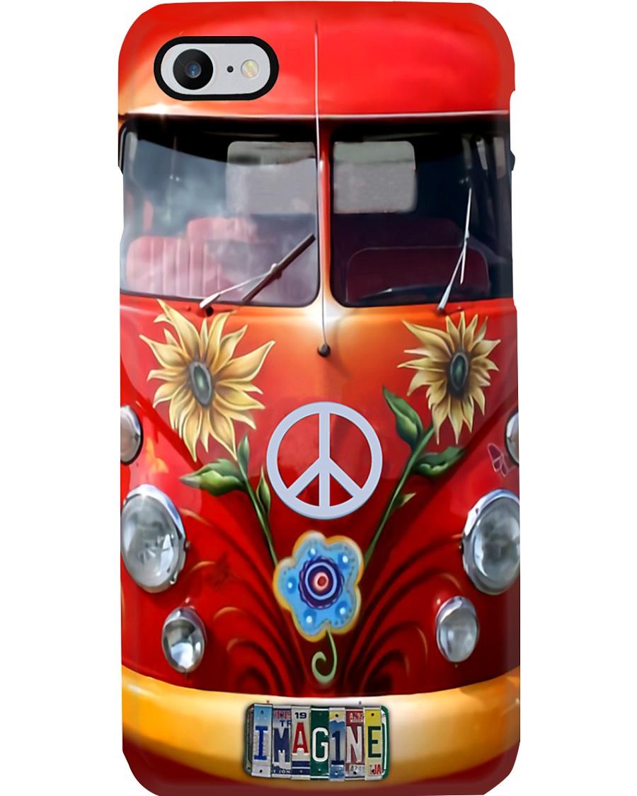 Imagine - Vw Bus Phone Case