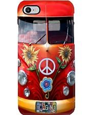 Imagine - Vw Bus Phone Case i-phone-7-case