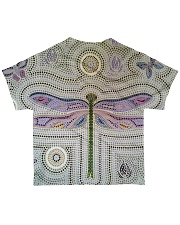 Dragonfly Lover All-over T-Shirt back