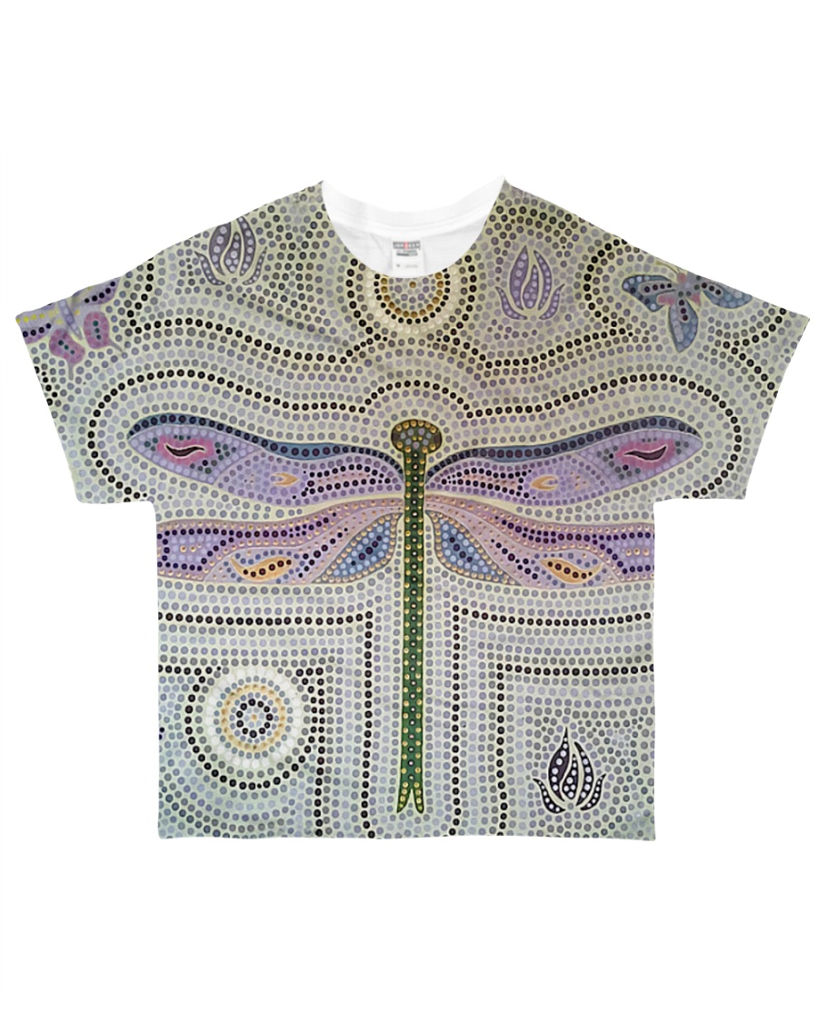 Dragonfly Lover All-over T-Shirt