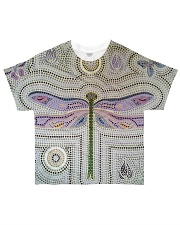 Dragonfly Lover All-over T-Shirt front