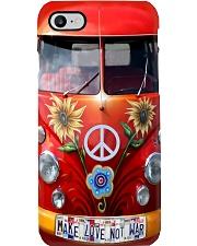 Make Love Not War Phone Case i-phone-7-case