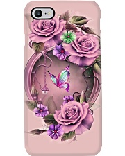Flower Butterfly Phone Case i-phone-7-case